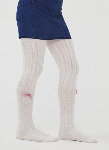 Penti Pretty Side Bow Külotlu Çorap Renkli